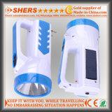 Солнечный электрофонарь 1W СИД с светильником чтения 18 СИД (SH-1950)