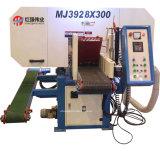 A faixa da máquina do Woodworking Mj3928*300 viu a faixa horizontal para resaw