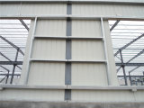 Vertified: 731を構築するプレハブサンドイッチパネルの鉄骨フレームの構造