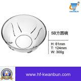 2014 ciotola di vetro a gettare Kb-Hn0202 di più nuova e vendita calda