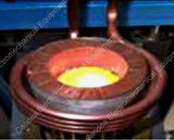 Macchinario per media frequenza 160kw della fornace di pezzo fucinato di induzione della billetta d'acciaio