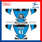 Healong Zoll-völlig Farben-Sublimation-Eis-Hockey-Hemd