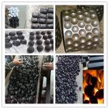 Mit hohem Ausschuss Cer-Holzkohle-Kohlenstaub-Brikett, das Maschine herstellt