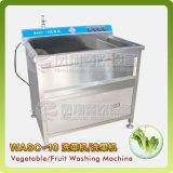 WASC-10セリウムはレストランの使用の野菜洗浄のクリーニング機械、レタスのキャベツほうれんそうのArugulaのパセリの洗濯機を承認する