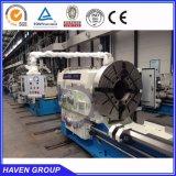 Máquina do torno da tubulação de petróleo Cw6636X2000, máquina do torno do país do petróleo