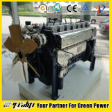 Engine de gaz naturel pour le groupe électrogène
