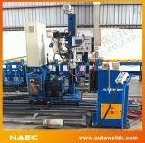 Machine et station de soudure automatiques mobiles de pipe