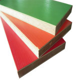 Melamine Paper를 가진 높은 Quality Block Board Plywood