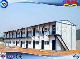 Casa prefabricada del acero ligero para los trabajadores de construcción (SSW-P-001)