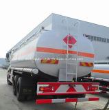 Caminhão de petroleiro do petróleo de Shacman 6X4 20t 20000 litros de caminhão do depósito de gasolina