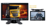 "12V-24V 4pin CCD Reversing 4X Camera et 7 ""Split Quad Rear View TFT LCD Monitor"