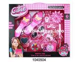 DIY pädagogische Spielwaren-Plastikspielwaren-Mädchen-Schönheit eingestellt (1040504)