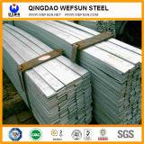 Barra de acero plana suave de la longitud estándar de la estructura los 5.8m de A36 GB