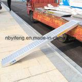 車またはトラックATVのローディングアルミニウム傾斜路