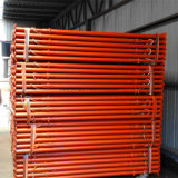 apoyo de acero ajustable del apuntalamiento de 2200-3900m m para la construcción del encofrado