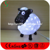 Lumières de moutons de décoration de Noël