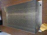 Aluminiumaluminium-Strangpresßling-Kühlkörper des strangpresßling-Schrott-6063