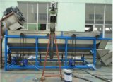 Plastic automatico Film Crushing Washing e Drying Line