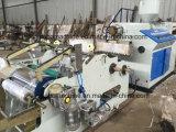 Однослойное машинное оборудование делать пленки простирания Yb-500 с автоматическим изменителем
