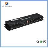 4kx2k HDMI1.4 Splitter 1X10 Поддержка EDID и КЕС Встроенный ИК-функции