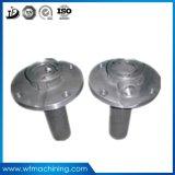 O OEM 42CrMo, F304, F316 forjou o anel do rolamento com aço inoxidável
