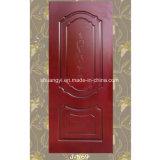 熱い販売の内部固体材木木ドア