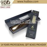 Коробка упаковки бумаги выдвижения волос с ясным окном