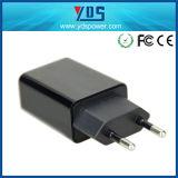중국제 공장 이동 전화 부속품 Samsung를 위한 1/2/3마리의 USB 운반 빠른 충전기, 정제