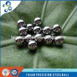 Bola de acero inoxidable/precisión de la bola del acerocromo/de la bola de acero de carbón alta