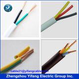 Vvg 3*2.5 Cable para 0.66 ou 1.0 quilovolts