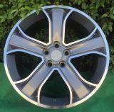 ランドローバーのレプリカの自動車輪の縁