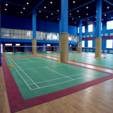 Badminton Court를 위한 Indoor PVC Sports Flooring의 제조자