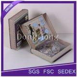 Diseño especial de impresión a todo color de cartón Fake Book Box