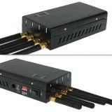 GSM/CDMA、3G、WiFi2.4Gのシグナルの妨害機またはブロッカー; 手持ち型の携帯電話のシグナルの妨害機