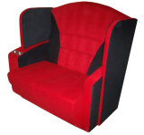 Presidenza del cinematografo del sofà delle coppie della sede delle coppie (mettere A a sedere)