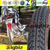 Al por mayor de neumáticos chinos en color 300-17 campo a través de la motocicleta