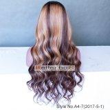 Novo estilo 3t Ombre Balayage Full Lace