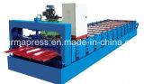 760機械を形作る自動壁パネルのステップタイルロール
