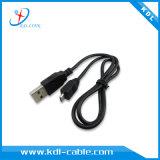공장 가격! USB2.0에 세륨으로 USB 케이블을 비용을 부과하는 Mini5pin