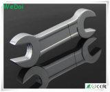Metalschlüssel USB-Speicher-Stock mit kundenspezifischem Firmenzeichen als förderndem Geschenk (WY-M39)