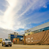 Angola-strukturelles Supermarkt-Stahlgebäude mit bestem Entwurf