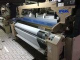 Maquinaria de tecelagem de matéria têxtil de alta velocidade do tear do jato de água