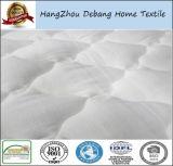 Matratze-Schoner, Aloevera-Bambus, Hypoallergenic, abkühlende Matratze-Auflage, Vinyl decken frei, Königin ab
