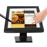 """"""" moniteur de l'écran tactile LCD 15 pour la position, atmosphère, système de kiosque avec la FCC de RoHS de la CE"""