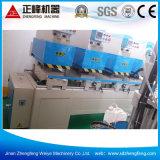 Saldatrice capa del PVC tre per il portello della finestra del PVC che fa macchina