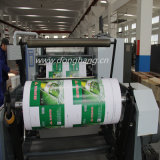 Web large Flexo Printing Machine pour Paper Package