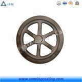 自動車部品のための砂の鉄の鋳造CNCの機械化の部品