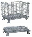 فولاذ تخزين تجهيز [وير مش] قفص (800*600*640)