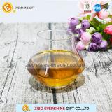 Glaces de vin en cristal Slap-up de whiskey avec le logo personnalisé