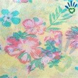 Высокое качество напечатало ткань PP Nonwoven напечатанную тканью с конструкцией клиента